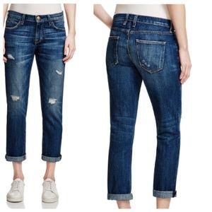 Current Elliot Fling Boyfriend Jeans Loved Destroy